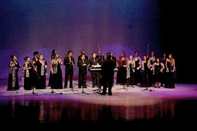 Concierto del Coro Polifónico Los Cabos