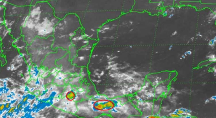 Se forma tormenta tropical 'Genevieve'