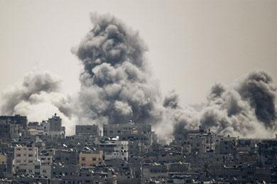 Hamas acepta alto al fuego de 24 horas