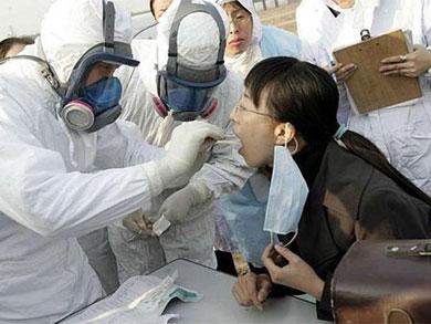 Brote de peste bubónica en China