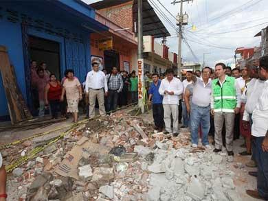 Pide Chiapas declaratoria de emergencia