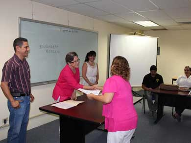 Concluyeron capacitación profesores de COBACH