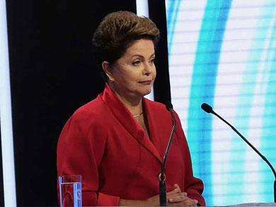 Rousseff ganaría elecciones del próximo domingo