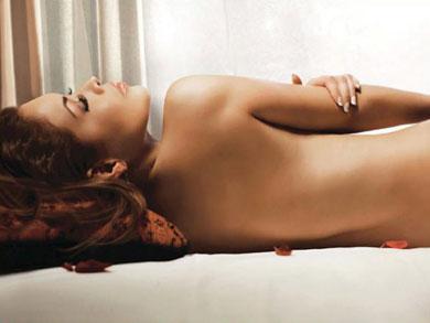 Lilí Brillanti aparece desnuda