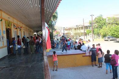 Abren SEDESOL y Ayuntamiento Programa de Empleo Temporal
