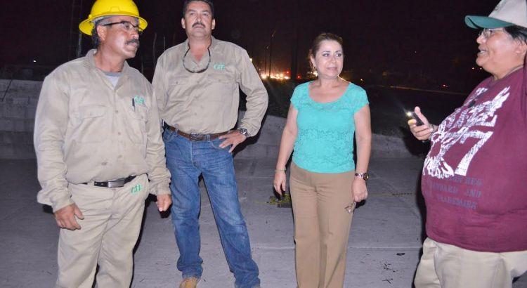 Al 90% la infraestructura hidráulica de La Paz