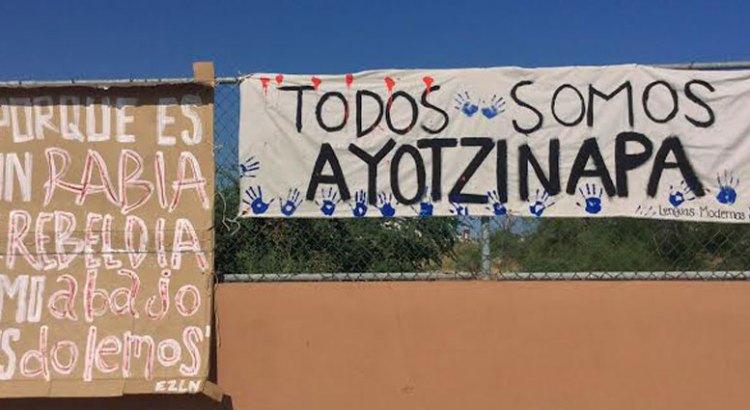 También son Ayotzinapa