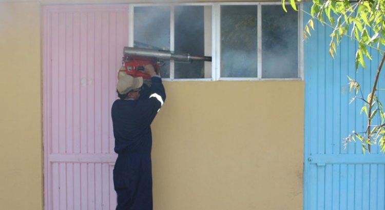 351 casos más de dengue en la última semana