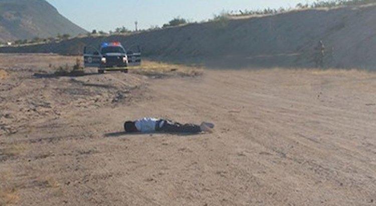 Encuentran cadáver en el arroyo El Piojillo