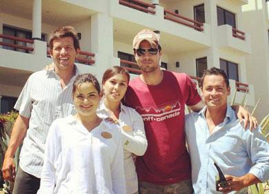 Enrique Iglesias en Los Cabos