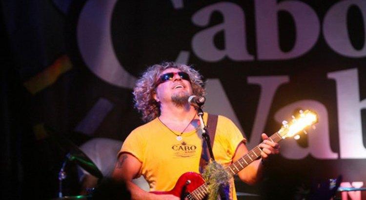 Sammy Haggar rockeando por Los Cabos