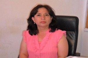 La directora de Cultura, Laura Elena Chacón Cárdenas.