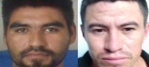 Hipólito Noé Solís Hernández y Rodrigo López García