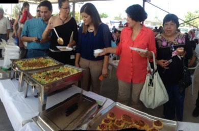 Inauguran Taller sobre Propiedades Alimenticias de la Sardina