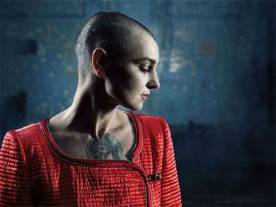 Prepara Sinéad O'Connor autobiografía