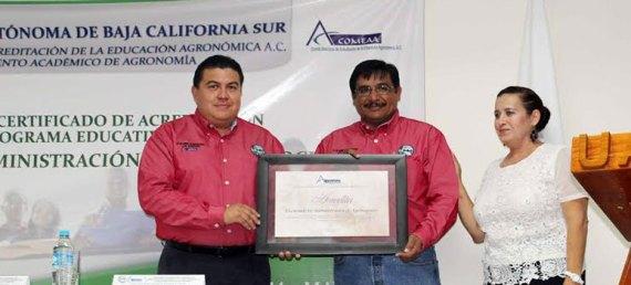 Administración de Agronegocios de la UABCS