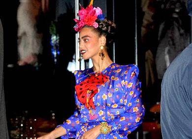 Beyoncé y su tributo a Frida Kahlo