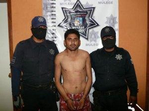 """Salvador Flores Beltrán alias el """"Luisito"""" ."""