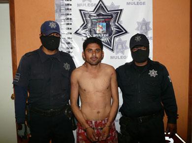 """Fueron los municipales quienes atraparon al """"Luisito"""""""