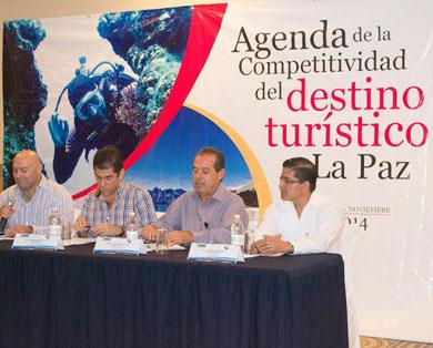 Foro de Competitividad Turística del Destino de La Paz