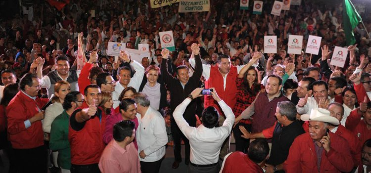 Se unen en torno a Barroso