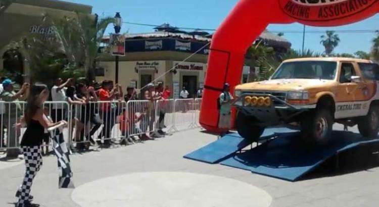 Culminó en SJC el Rally de la NORRA