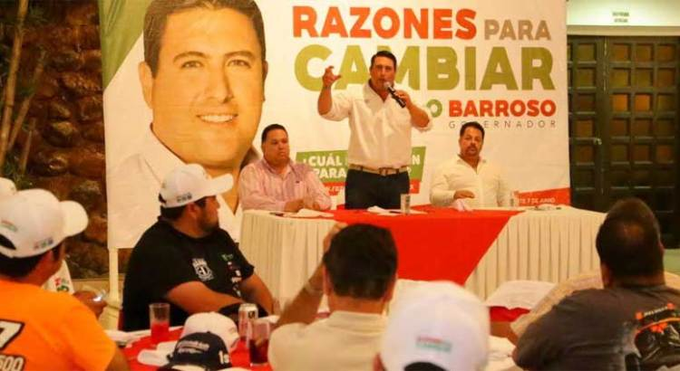 Ofrece Ricardo Barroso institucionalizar el off road