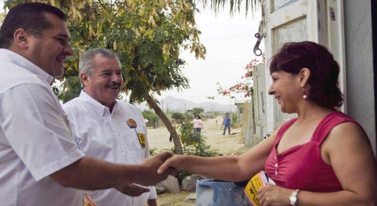 Continúa Saúl González recorridos por colonias  y zonas rurales