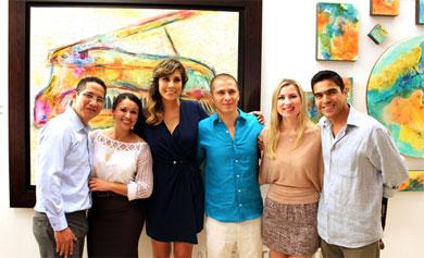 Exposicion del Artista Iván Guaderrama
