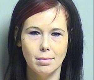 Acuchilló el cadáver de la ex de su marido