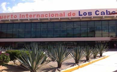 Recuperado en un 95% el Aeropuerto de Los Cabos