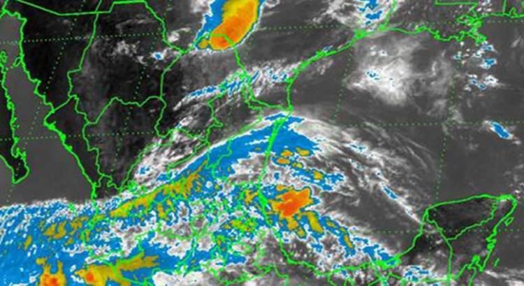 Andrés se intensificó a huracán categoría II