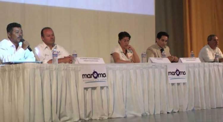 Se reunieron promotores de las artes con candidatos