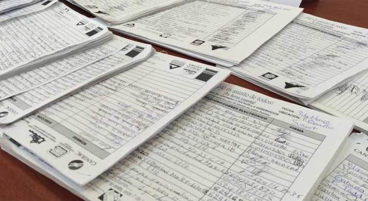 Ciudadanos firmaron los 10 compromisos de los candidatos