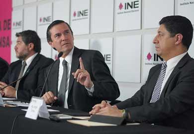 Limita INE financiamiento a candidatos independientes