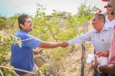 Familias de zona rural, prioridad en la agenda legislativa de LAD
