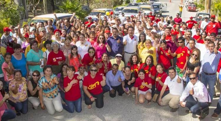 Miraflores, Santiago y La Ribera se comprometen con las izquierdas