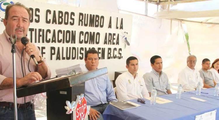 """Los Cabos, rumbo a ser """"Área Libre de Paludismo"""""""