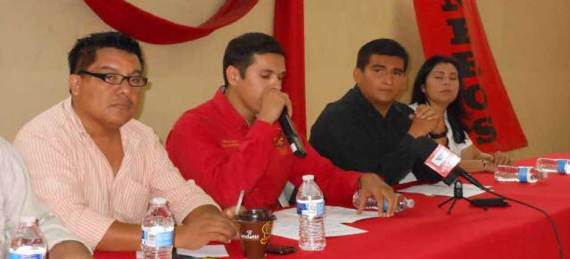 organización de sindicatos y asociaciones civiles