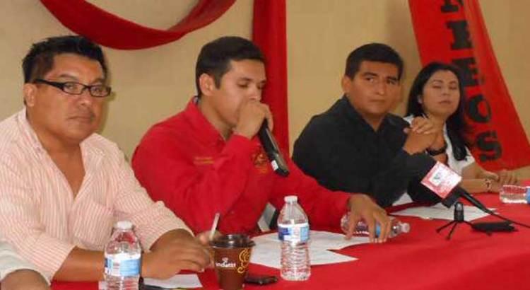 Crearán la Unión de Sindicatos y Organizaciones Civiles del estado