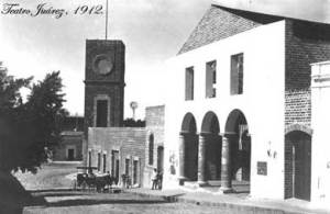 teatro  Juárez,