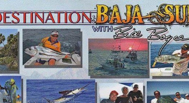 Comenzó la grabación de Destination Baja Sur