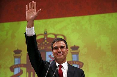 Definen socialistas españoles a su candidato a la presidencia
