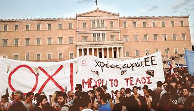 """FMI declara a Grecia """"en mora"""""""