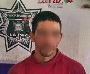 """Agarraron municipales al """"Chapo"""""""