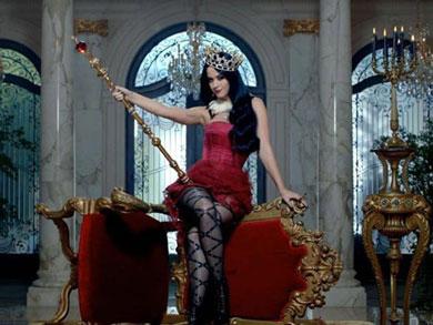 Katy Perry, cada día más rica
