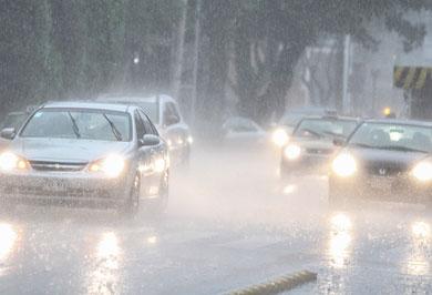 Prevén más lluvias en 21 entidades del país