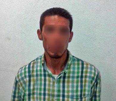 Infraganti atraparon a José Arturo