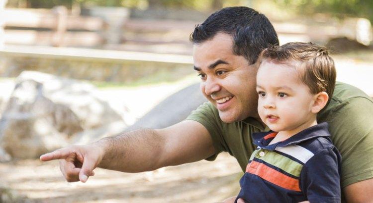 Un reto ser padre soltero