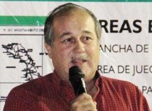 alcalde de La Paz, Francisco Monroy